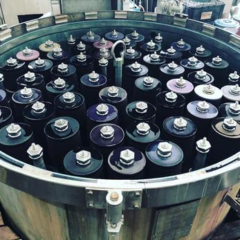 Bishu Yarn-dying factory
