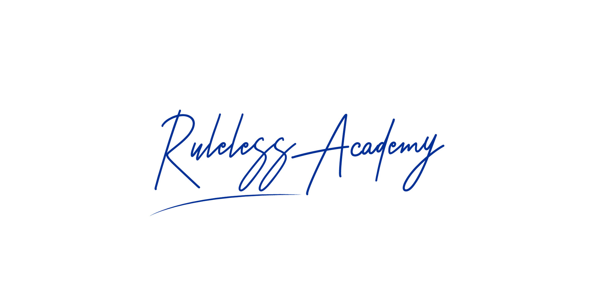 Ruleless Academy Podcast Logo