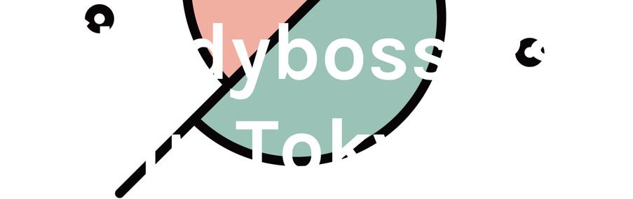 Podcast cover design - 東京任女子