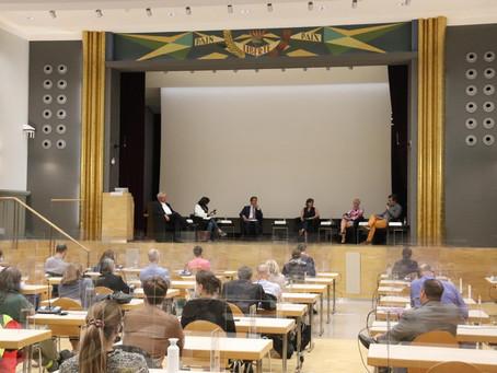 «Conférence et table ronde - Respect des Droits humains et entreprises » le 8 juillet 2021