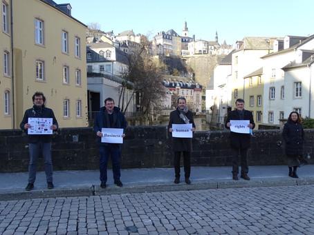 Luxemburgische Unternehmen für ein nationales Gesetz zur menschenrechtlichen Sorgfaltspflicht