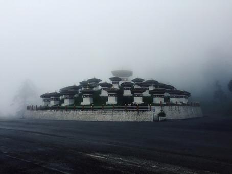 Dream of Bhutan. 不丹的夢。