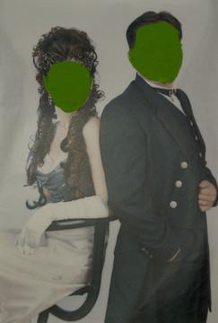 婚姻的面具 - the mask of marriage