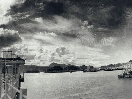 Harbor. 漁港