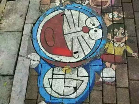 Are you alright? Doraemon. 你還好嗎?哆啦A夢