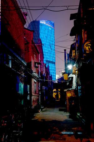 上海之光 - shanghai light