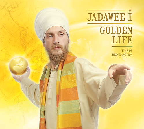 "ALBUM ""GOLDEN LIFE""Time of Reconnection"""""