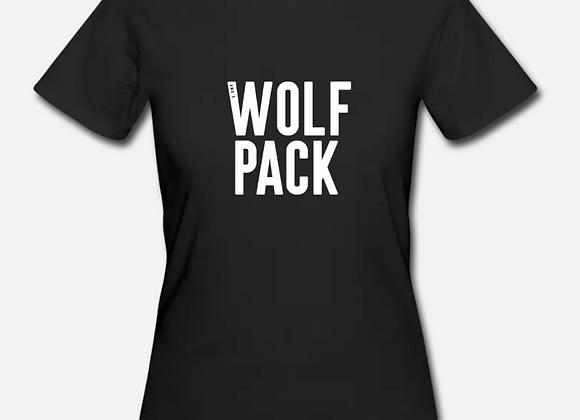 Wolf Pack T-Shirt (Black) Organic
