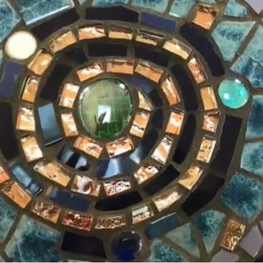 Cosmos Mosaic Workshop-Intermediate
