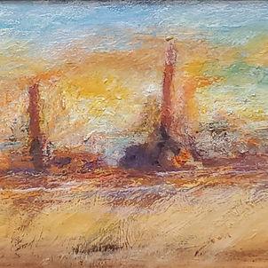 Abstract Desert by Dottie Murphy