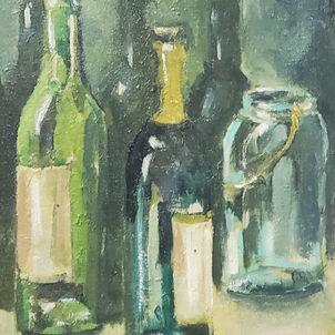 Still Life Glass by Dottie Murphy