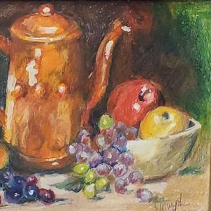 Table Still Life by Dottie Murphy