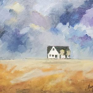 Farmhouse by Dottie Murphy