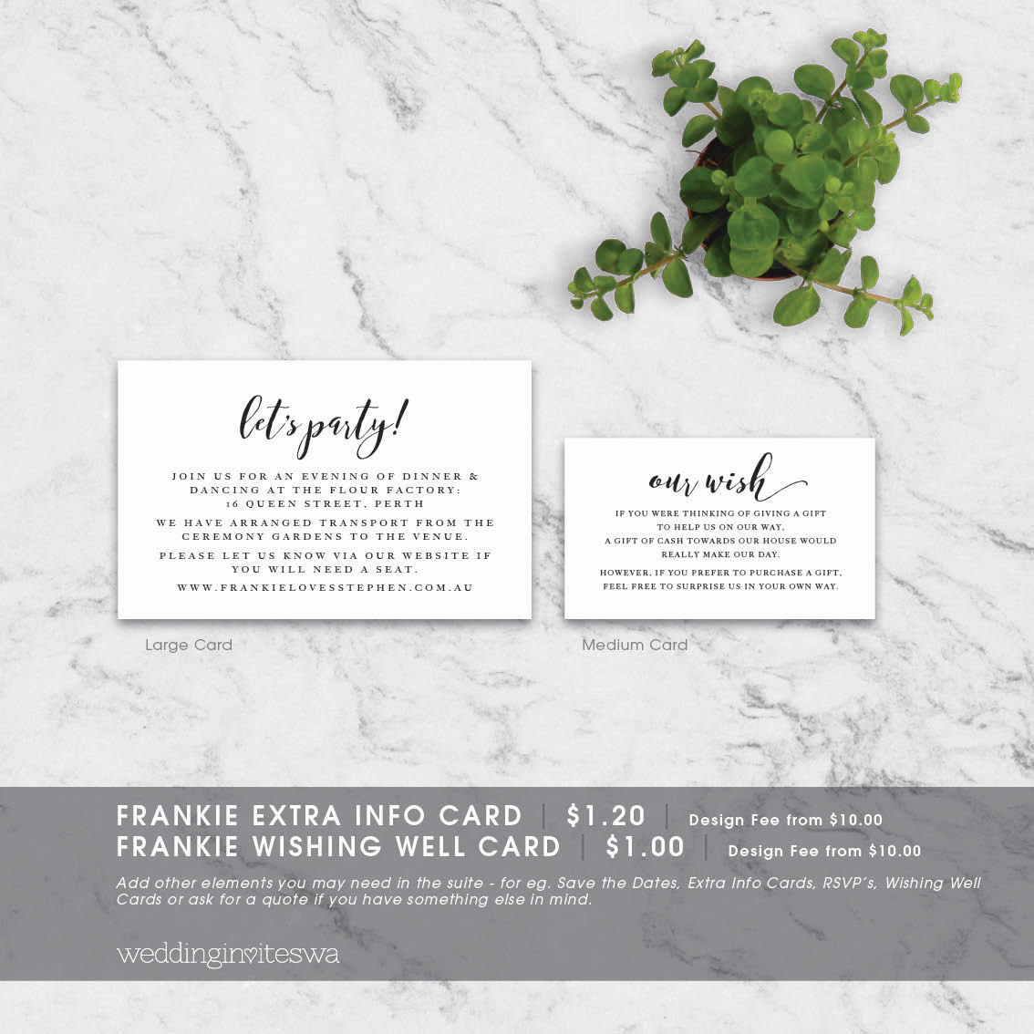 FRANKIE_extra cards