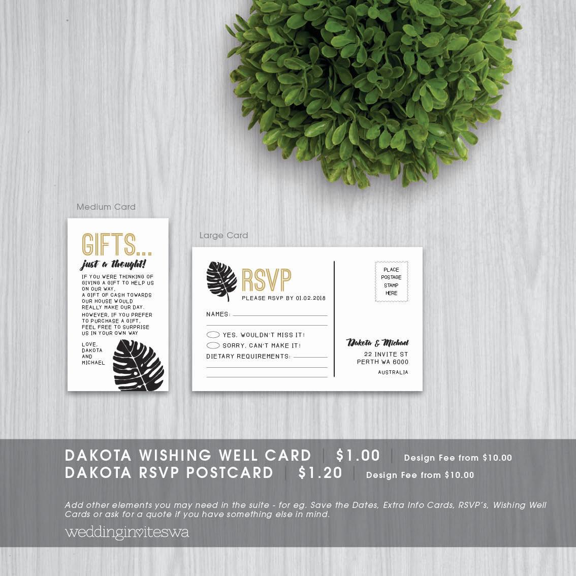 DAKOTA_extra cards