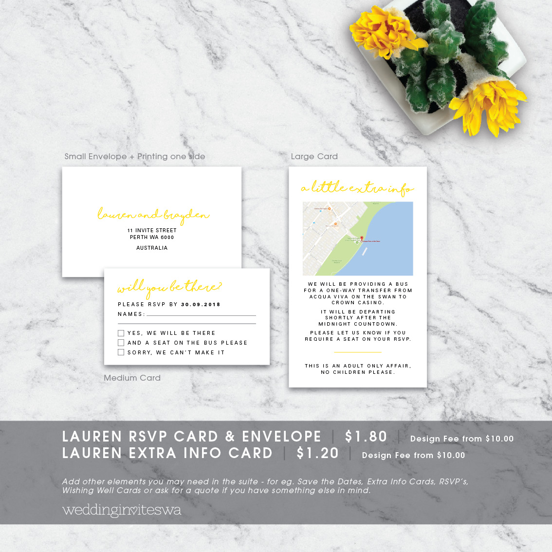 LAUREN_extra cards