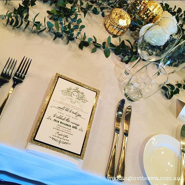 Wedding Invites Wa Wedding Invitations In Perth