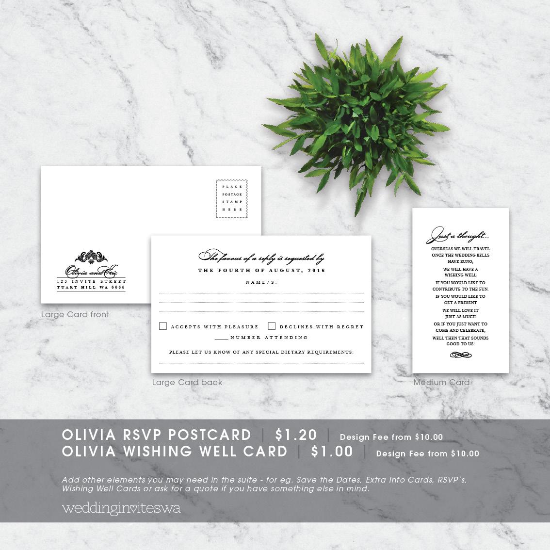 OLIVIA_extra cards