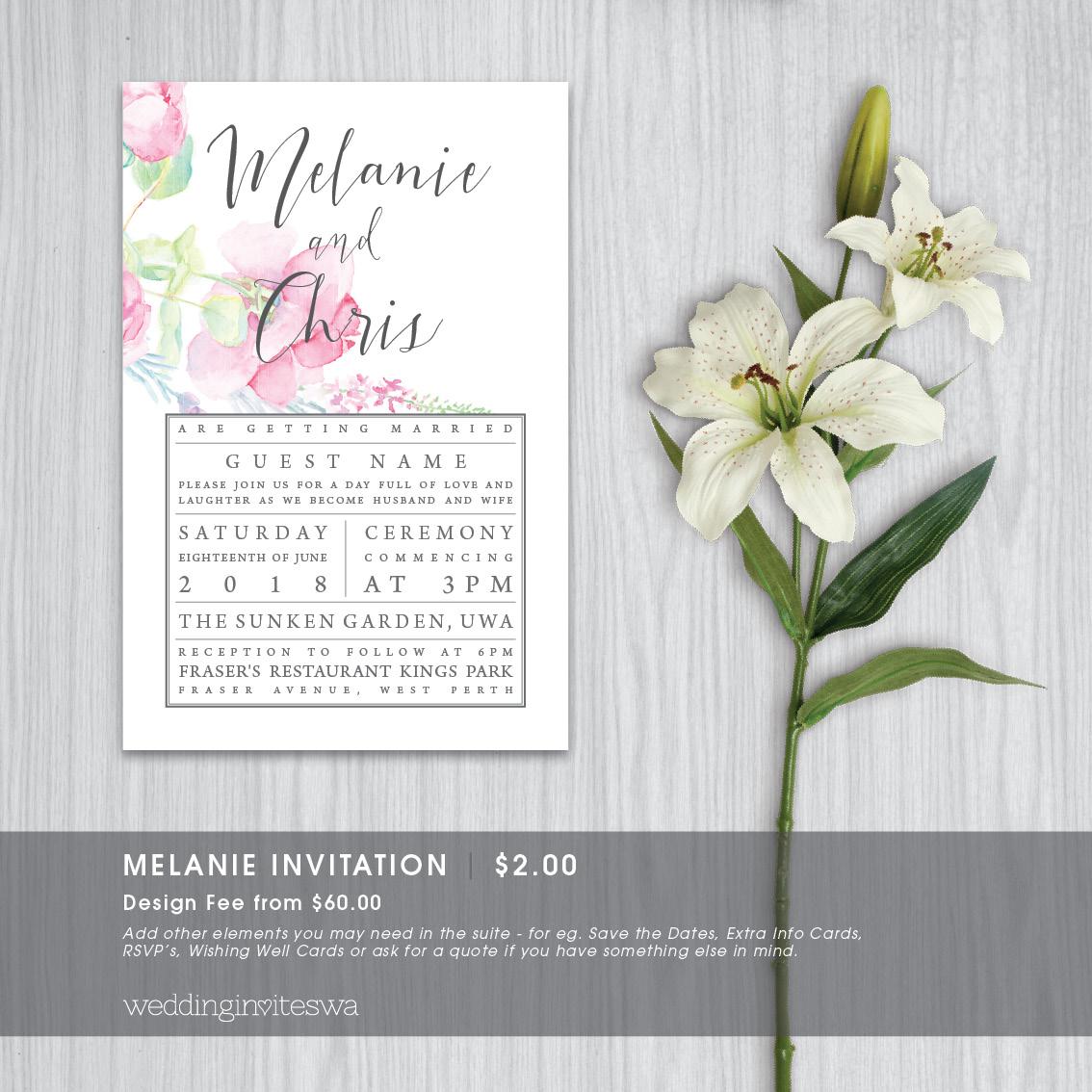 MELANIE_invite