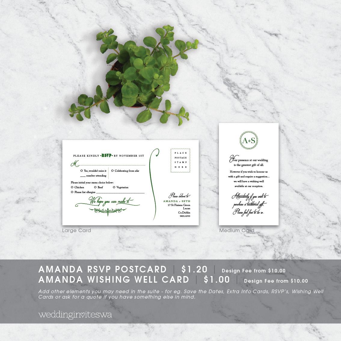 AMANDA_extra cards