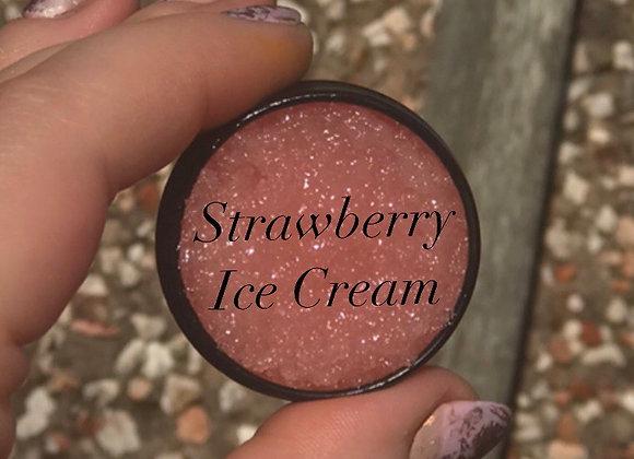 Lip Scrub (Strawberry Ice Cream)