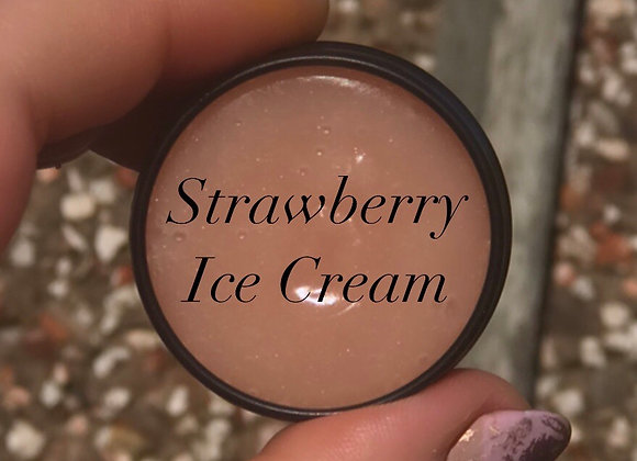 Lip Balm (Strawberry Ice Cream)