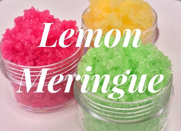 Lip Scrub (Lemon Meringue)