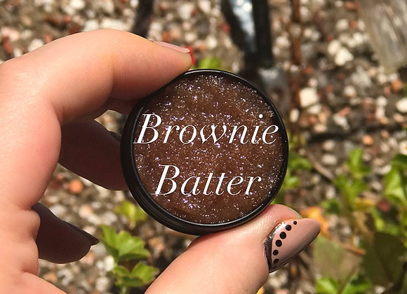 Lip Scrub (Brownie Batter)