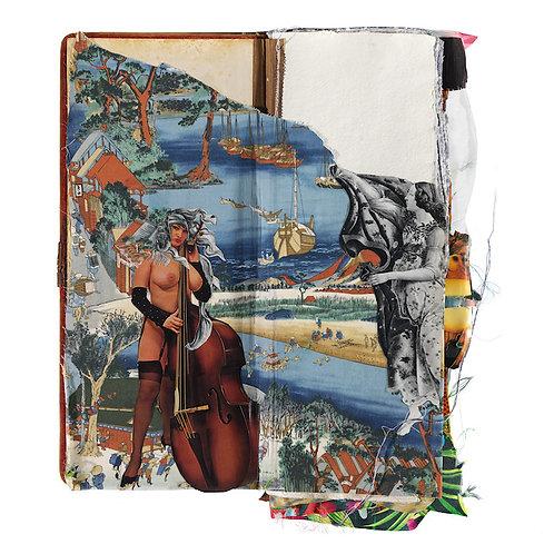 Anastasia's Book of Life (fine art print)
