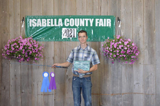 Rodney Most, Grand Champion Yorkshire, Isabella County Fair 2021.jpeg