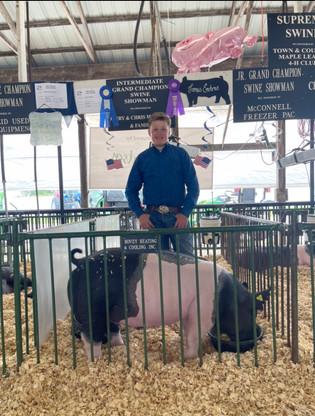 James Endres, Grand Champion Hog, Isabella County Fair 2021.jpeg