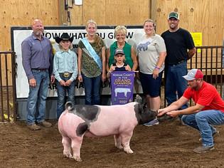 Westin Pletcher, Grand Champion Market Hog, Morgan County Fair 2021.jpeg