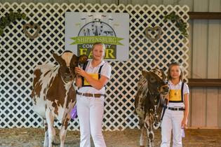 Taylor Heeter, Junior Champion & Reserve Junior Champion, Shippensburg Fair 2021.jpg