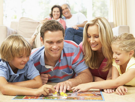 The Best Games to Take on Your Next Family Vacation