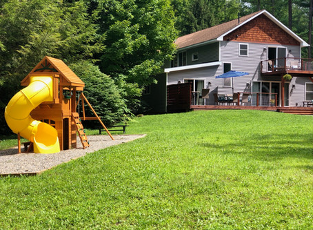 Wow! we made the list of 23 vacation rentals for large families, groups in Upstate NY on NYup.com.