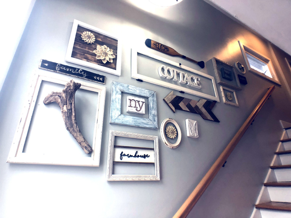 Stair Wall Art