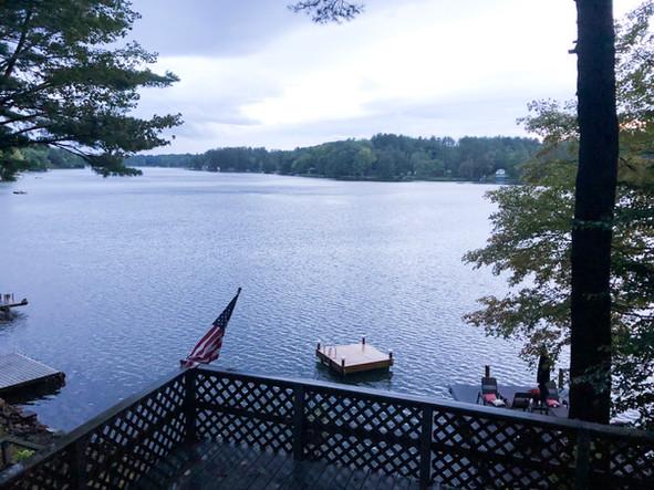 Lakeside Retreat | Lake George Shoreline Rental | Northern