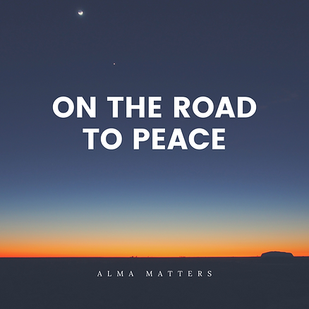 On The Road To Peace Cover ver1.png