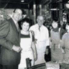 Jeuselin Traiteur | Jacques Chirac & mes parents