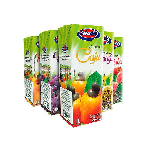 Néctar de Frutas - 200ml