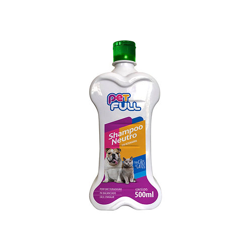Shampoo Neutro Pet Full - 500ml