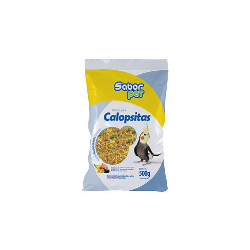 Mistura para Calopsitas - 500g