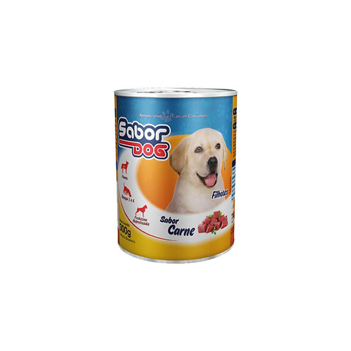 Alimento úmido filhote sabor carne (lata) - 300g
