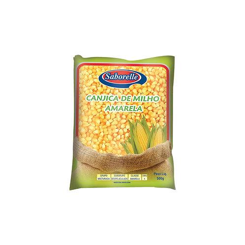 Canjica de Milho Amarela - 500g