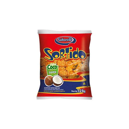 Biscoito Sortido - 1,2kg