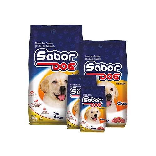 Ração Sabor Dog - Cães filhotes
