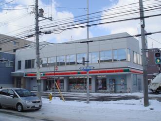 サンクス「札幌北6条店」