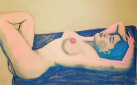 Nude model (2019)