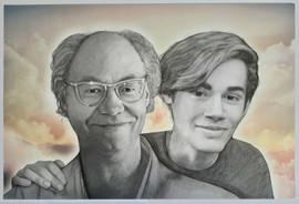 A tribute to Cameron & his Grandad