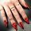 "Thumbnail: Custom Nail Set ""New Louis"""